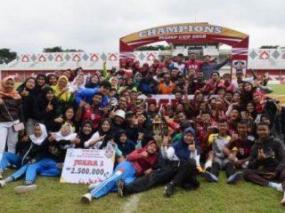 SMPN 1 Kedu Juara MGMP 2019