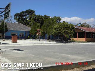 Lapangan SMPN 1 Kedu